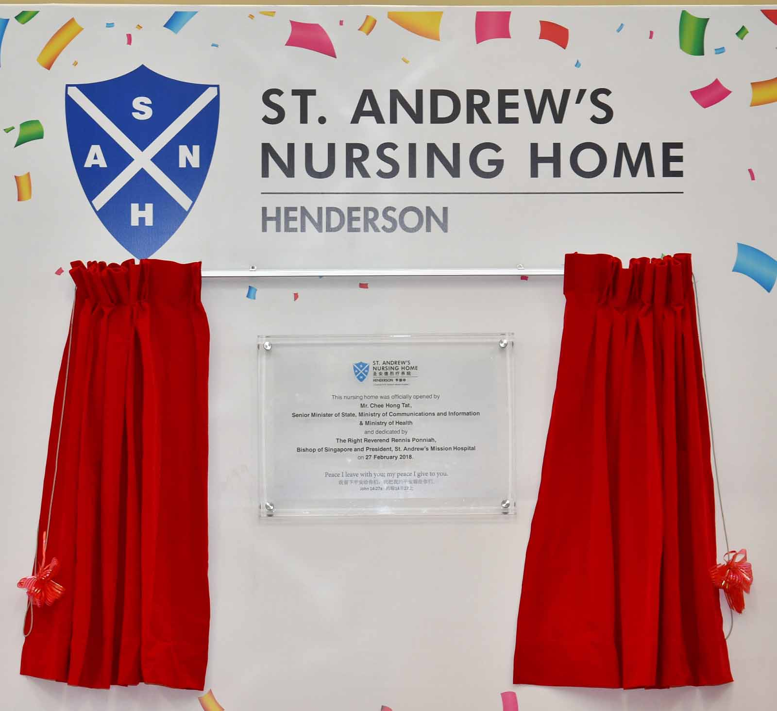 Official Opening (Henderson) 2018